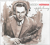 Вуди Херман Woody Herman. Apple Honey (2 CD) херман серго vihavald