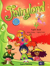 цена на Jenny Dooley, Virginia Evans Fairyland 4: Pupil's Book