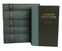 Алексей Толстой Алексей Толстой. Избранные сочинения в 6 томах (комплект из 6 книг)