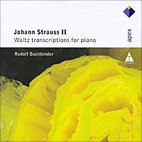 Рудольф Бухбиндер Rudolf Buchbinder. Strauss II. Waltz Transcriptions For Piano johann strauss orchester питер шмальфусс let s dance waltz 2 cd dvd