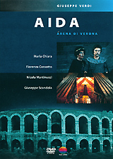 Verdi - Aida: Arena Di Verona verdi nabucco arena di verona