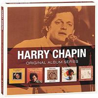 Гарри Чапин Harry Chapin. Original Album Series (5 CD) h m chapin life of deacon samuel chapin of springfield