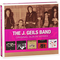 The J. Geils Band The J. Geils Band. Original Album Series (5 CD) рикки джонс rickie lee jones original album series 5 cd