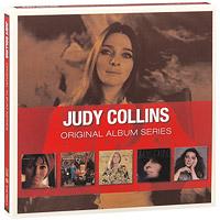 Джуди Коллинс Judy Collins. Original Album Series (5 CD)