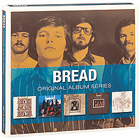 Bread Bread. Original Album Series (5 CD) чака хан chaka khan original album series 5 cd