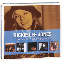 Рикки Джонс Rickie Lee Jones. Original Album Series (5 CD) рикки джонс rickie lee jones original album series 5 cd