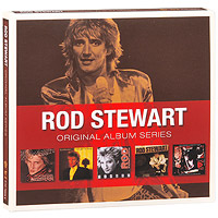 Род Стюарт Rod Stewart. Original Album Series (5 CD) рикки джонс rickie lee jones original album series 5 cd