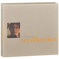 К. Д. Лэнг K.D. Lang. Recollection (3 CD + DVD) 10 hd digital lcd screen car headrest monitor dvd cd player ir fm with remote controller remote mount bracket car player new