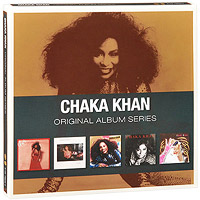 Чака Хан Chaka Khan. Original Album Series (5 CD) чака хан chaka khan original album series 5 cd