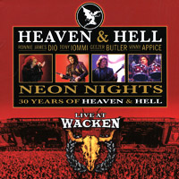 Heaven N Hell Heaven And Hell. Neon Nights. Live At Wacken футболка с полной запечаткой printio mouse heaven and hell