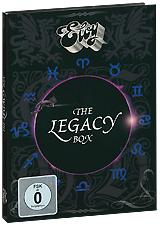 Eloy: The Legacy Box (2 DVD) цена 2017
