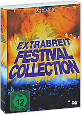 Extrabreit Festival Collection (2 DVD) цены онлайн