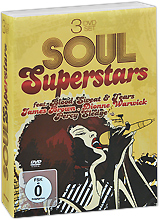 Soul Superstars (3 DVD) гардемарины 3 dvd