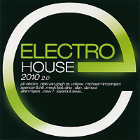 Electro House 2010 2.0 (2 CD) we love electro iv 2 cd