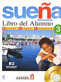Suena 3: Libro del alumno (+ 2 CD) suena interactiva 1 nivel inicial 1 y 2 2cd