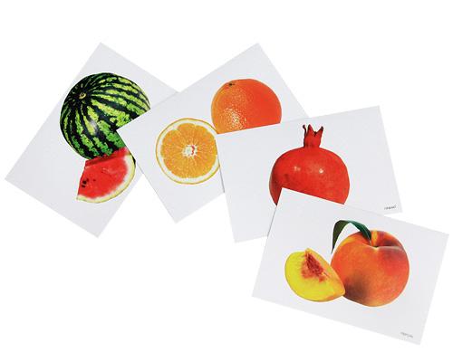 Расскажите детям о фруктах