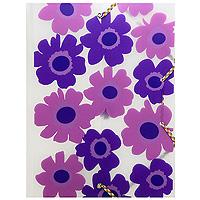 Папка на резинке Comix, цвет: фиолетовый comix cm 3006 толщина 30 мм энергосберегающие финансовые документы переплетная машина машина для склеивания горячей клепки