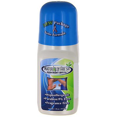 Дезодорант шариковый натуральный без запаха для мужчин и женщин 90 мл .