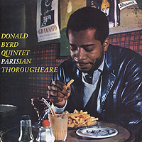 Donald Byrd Quintet Donald Byrd Quintet. Parisian Thoroughfare w byrd in nomine a 5