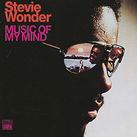 Стиви Уандер Stevie Wonder. Music Of My Mind цена и фото
