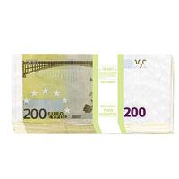 Конверт для денег Эврика 200 евро, 10 шт