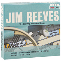 Джим Ривз Jim Reeves. The Country Music Gentleman (4 CD) все цены