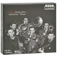 цена на Хэзи Остервальд Hazy Osterwald. Kriminal Tango (4 CD)