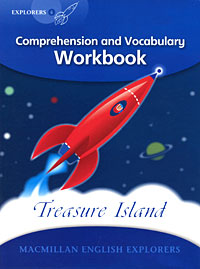 Treasure Island: Comprehension and Vocabulary Workbook: Level 6 nicholas nickleby comprehension and vocabulary workbook level 6