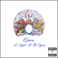 Queen Queen. A Night At The Opera alexandra okatova the queen of the night