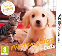 Nintendogs + Cats. Голден-ретривер и новые друзья (3DS) цена