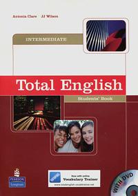 Total English: Intermediate: Student's Book (+ DVD-ROM) total english upper intermediate students book dvd rom