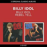 Билли Айдл Billy Idol. Billy Idol / Rebel Yell (2 CD) футболка wearcraft premium printio billy idol