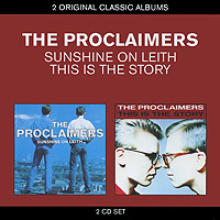 цена на The Proclaimers. Sunshine On Leith / This Is The Story (2 CD)