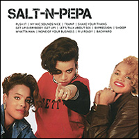 Salt-N-Pepa Salt-N-Pepa. Icon salt 500g