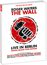 Roger Waters: The Wall Live In Berlin - Limited Deluxe Tour Edition (DVD + 2 CD) плакат a3 29 7x42 printio another brick in the wall