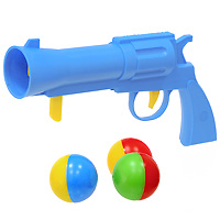 Пистолет Stellar с шариками stellar пистолет маленький шериф