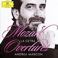 Андреа Маркон Andrea Marcon. Mozart: Overtures giardina andrea vana rooma inimene