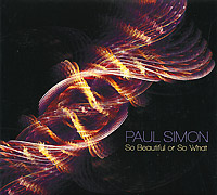 Пол Саймон Paul Simon. So Beautiful Or So What пол саймон paul simon still crazy after all these years lp