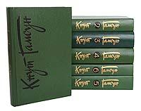 Кнут Гамсун Кнут Гамсун. Собрание сочинений в 6 томах (комплект из 6 книг) кнут гамсун голад зборнік