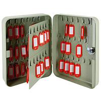 Ящик для 108 ключей Office-Force, цвет: серый цена в Москве и Питере