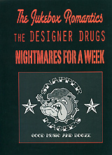 The Jukebox Romantics, The Designer Drugs, Nightmares For A Week: Snapper Magee's цена