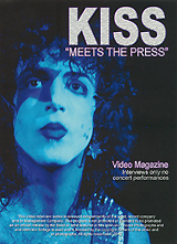 KISS: Meet The Press цена и фото