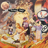 Green Day Green Day. Insomniac (LP) green day green day on the radio 2 lp