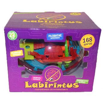 Шарлабиринт Labirintus 168 барьеров .