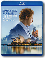 Simply Red - Farewell: Live In Concert At Sydney Opera House (Blu-ray) bryan adams live at sydney opera house blu ray