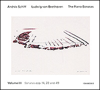 лучшая цена Андрас Шифф Andras Schiff. Beethoven. The Piano Sonatas, Vol. III