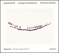 лучшая цена Андрас Шифф Andras Schiff. Beethoven. The Piano Sonatas, Vol. I (2 CD)