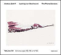 лучшая цена Андрас Шифф Andras Schiff. Beethoven. The Piano Sonatas. Vol. VII