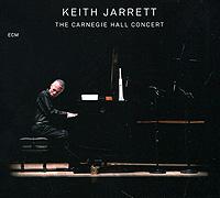 Кейт Джарретт Keith Jarrett. The Carnegie Hall Concert (2 CD) кейт джарретт keith jarrett vienna concert