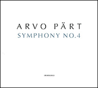 Arvo Part. Symphony No. 4 arvo part orient